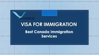 Top Canada immigration Services