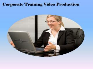 Corporate Training Video Production Denver