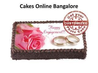 Cakes Online Bangalore