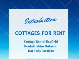 Hot Tubs For Rent