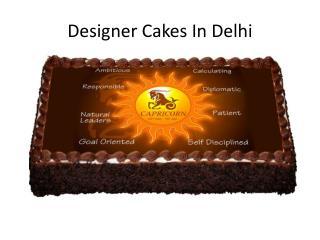 Designer Cakes in Delhi