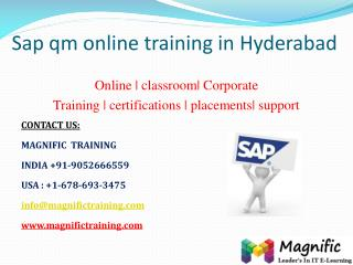 sap ps online training classes in pune