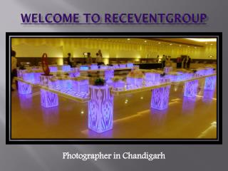 Photographer in chandigarh