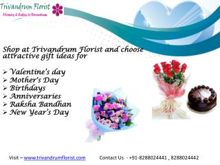 Send Flowers To Trivandrum