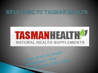 Tasman health