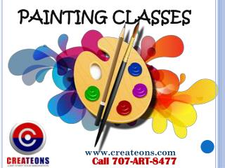 Painting Classes-Createons, Deer Park, New York