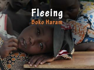 Fleeing Boko Haram