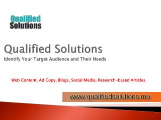 Quality Content Writing Services in Dubai
