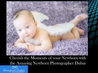 The Most Amazing Dubai Newborn Baby Photography
