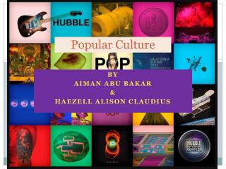 Chapter 1: What is popular culture?