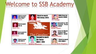 SSB Academy