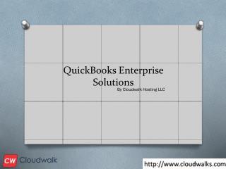 QuickBooks Enterprise Solutions