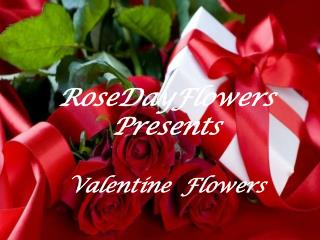 Valentine Flowers That You Can Send to Your Lovedones!
