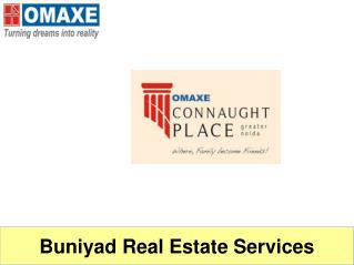 Omaxe Connaught Place - Add a touch in luxury