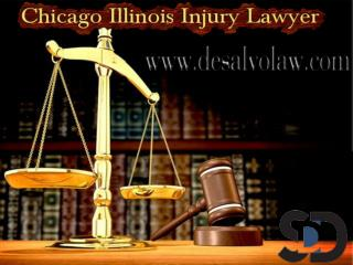 Chicago Illinois Injury Lawyer