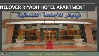 Nelover Riyadh Hotel Apartment - Apartment For Rent