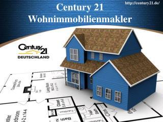 Century 21 Wohnimmobilienmakler