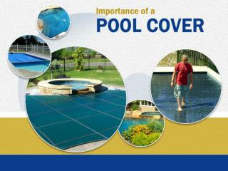 Importance of Pool Covers in St. Louis, MO