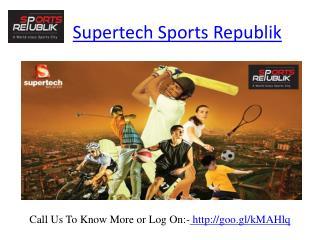 Supertech Sports Republik-9650127127-Villas and Apartments