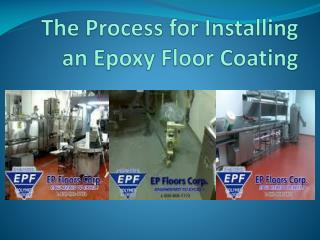 Epoxy Floor Coating Virginia