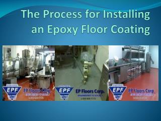 Epoxy Floor Coating Virginia