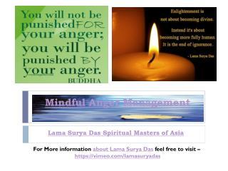 Mindful Anger Management