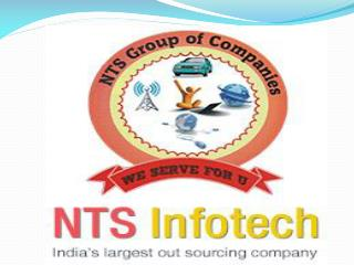 NTSInfotech India An Outsourcing Company
