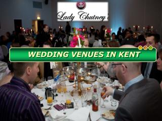 5 Essentials of Kent Wedding Venues Selection