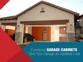 Tips to Choose Garage Cabinets in Colorado