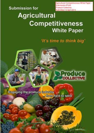Fresh Produce Industry