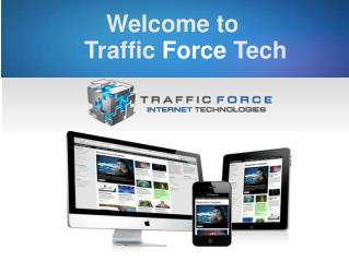 Traffic Force Tech – Leading Website Design Company