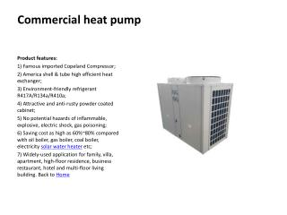 solar assisted ground source heat pump