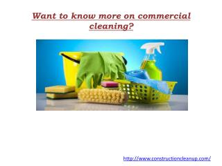 Commercial Cleaning Services Beverly Hills