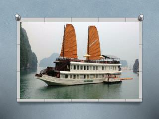 Indochina Sails Cruise 2 Days in Halong bay