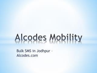 Bulk SMS in Jodhpur