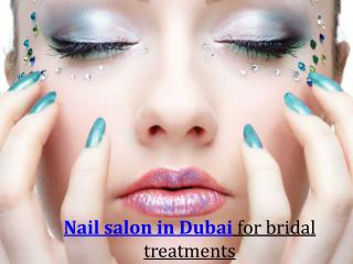 Latest deals on Nail Salon Dubai - Azur Spa