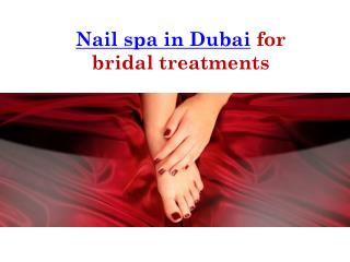 40% off at Nail Spa Dubai - Azur Spa