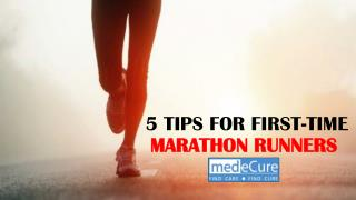 5 tips for first time marathon runners