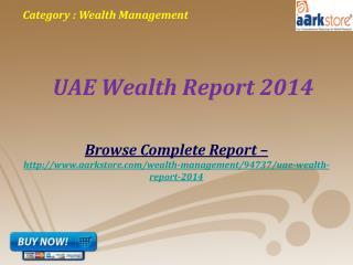 Aarkstore -UAE Wealth Report 2014