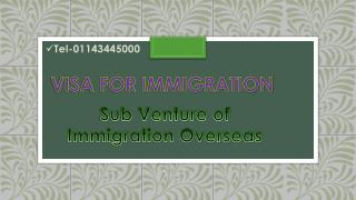 Australia visa services in India