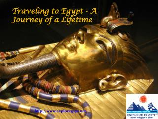 Traveling to Egypt - A Journey of a Lifetime