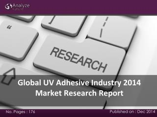 Forecast of Global UV Adhesive Industry Market