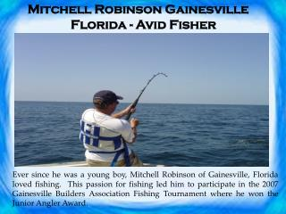 Mitchell Robinson Gainesville Florida - Avid Fisher