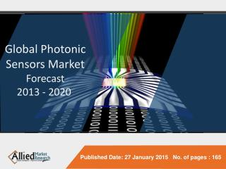 Global Photonic Sensors Market Forecast 2013 - 2020