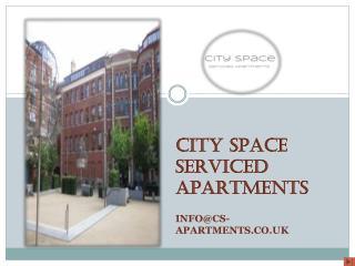 Serviced Apartments Nottingham