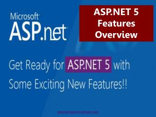ASP.NET 5 Features Overview