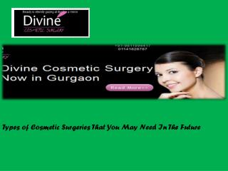 Plastic Surgeon Delhi