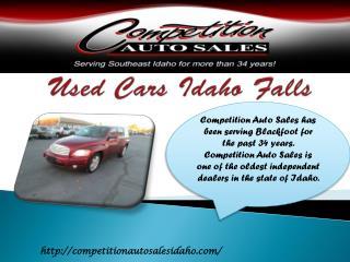 Used Cars Idaho Falls