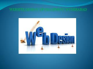Website Design Development Hyderabad