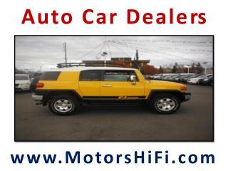 Auto Car Dealers